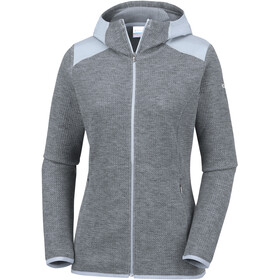 Columbia Coggin Peak Jacket Women grey